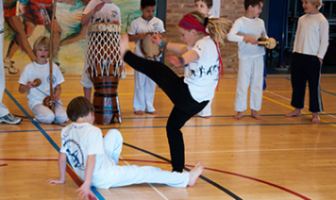 Capoeira Holland - Lessen & Locaties