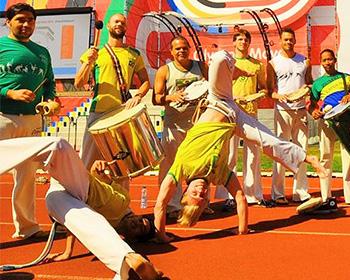 Capoeira Holland - Capoeira Show