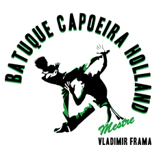 Batuque Capoeira Holland Logo